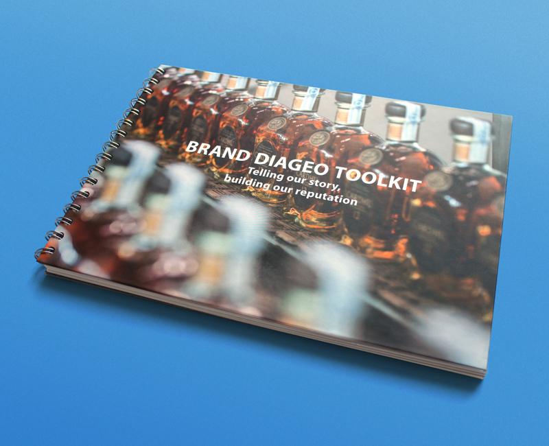 Diageo Brand Toolkit