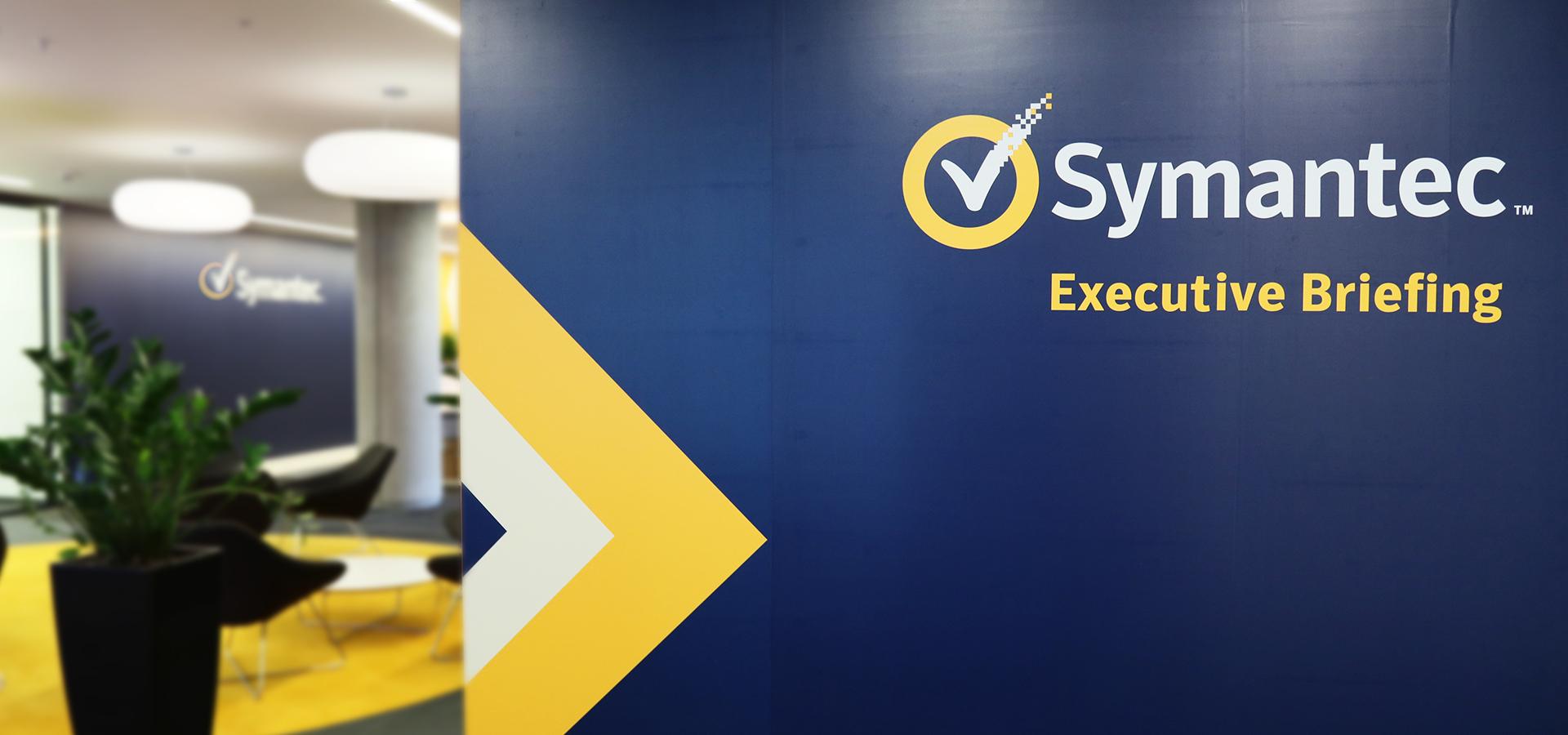 Symantec Office Branding